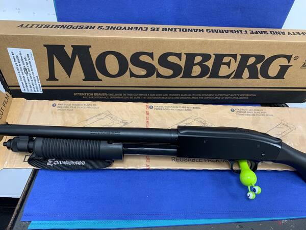 MOSSBERG 590 SHOCKWAVE 50638 CRIMSON LASER